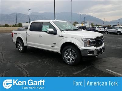 2018 F-150 SuperCrew Cab 4x4,  Pickup #1F81087 - photo 1