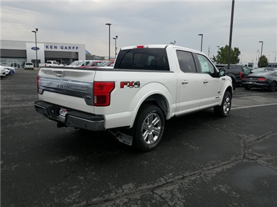 2018 F-150 SuperCrew Cab 4x4,  Pickup #1F81087 - photo 2
