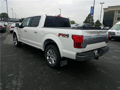 2018 F-150 SuperCrew Cab 4x4,  Pickup #1F81087 - photo 5
