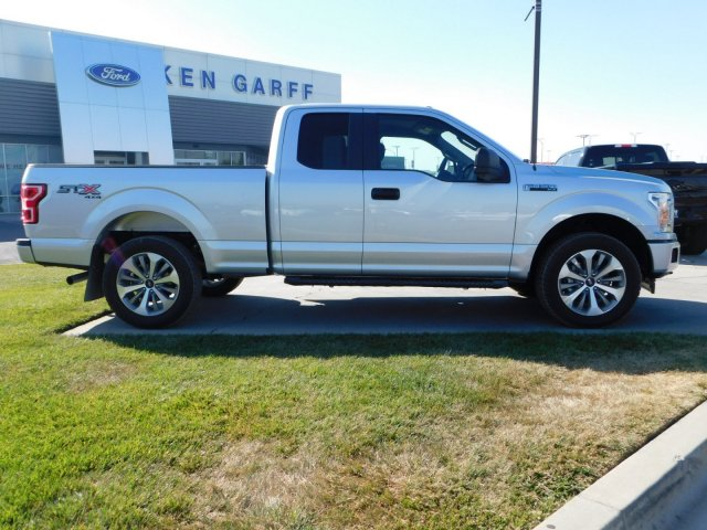 2018 F-150 Super Cab 4x4,  Pickup #1F81113 - photo 2