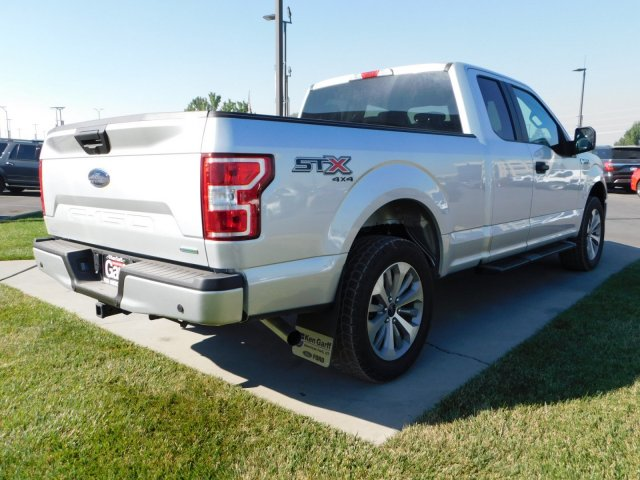 2018 F-150 Super Cab 4x4,  Pickup #1F81113 - photo 3