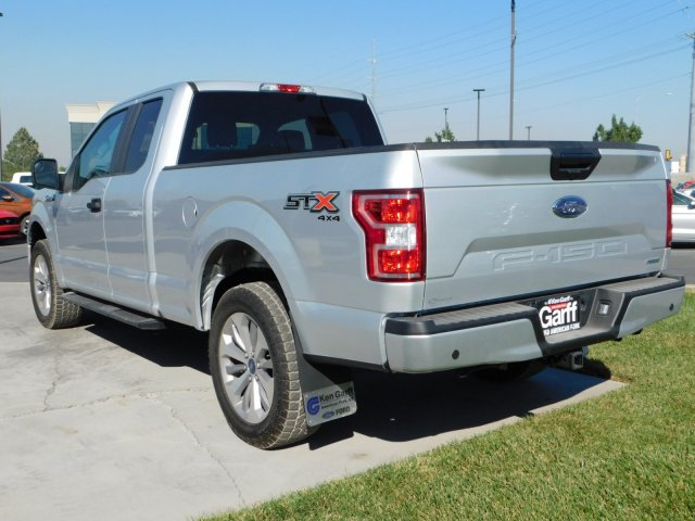 2018 F-150 Super Cab 4x4,  Pickup #1F81113 - photo 5