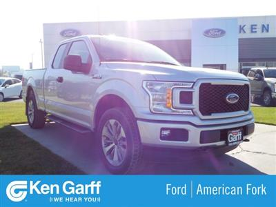 2018 F-150 Super Cab 4x4,  Pickup #1F81113 - photo 1