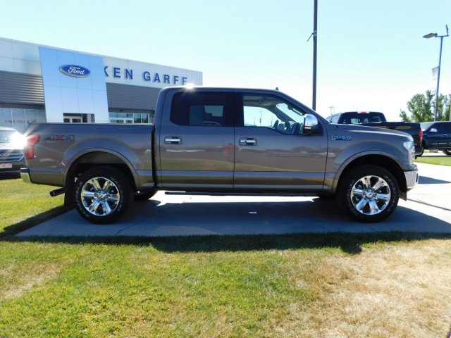 2018 F-150 SuperCrew Cab 4x4,  Pickup #1F81122 - photo 3