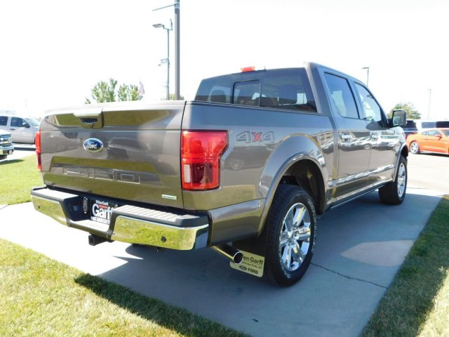 2018 F-150 SuperCrew Cab 4x4,  Pickup #1F81122 - photo 2