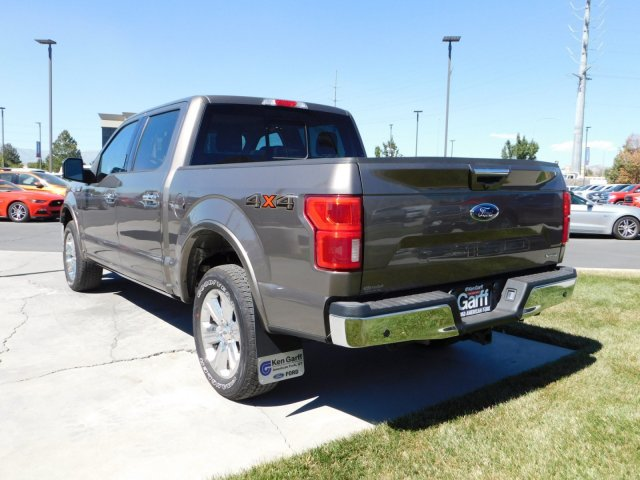 2018 F-150 SuperCrew Cab 4x4,  Pickup #1F81122 - photo 5