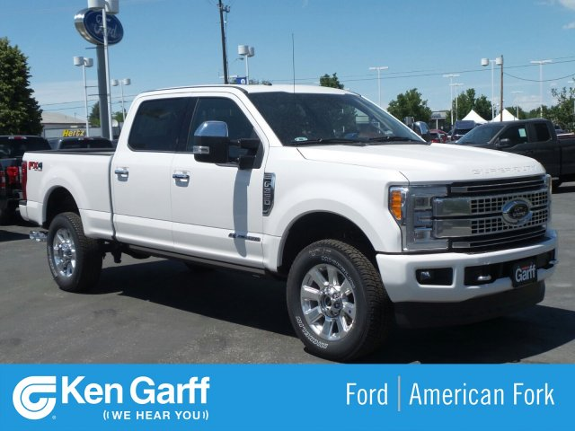2018 F-350 Crew Cab 4x4,  Pickup #1F81137 - photo 1