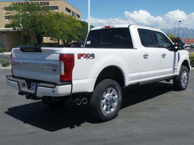 2018 F-350 Crew Cab 4x4,  Pickup #1F81137 - photo 2