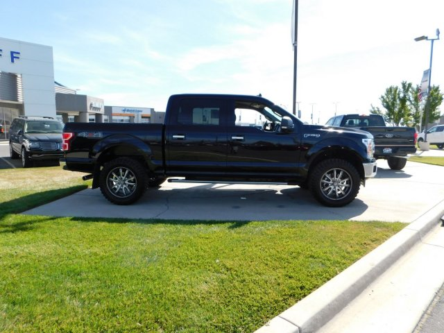 2018 F-150 SuperCrew Cab 4x4,  Pickup #1F81161 - photo 3