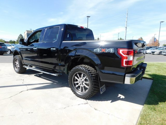 2018 F-150 SuperCrew Cab 4x4,  Pickup #1F81161 - photo 5