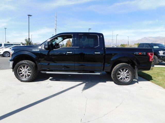 2018 F-150 SuperCrew Cab 4x4,  Pickup #1F81161 - photo 6