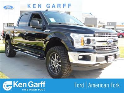 2018 F-150 SuperCrew Cab 4x4,  Pickup #1F81161 - photo 1