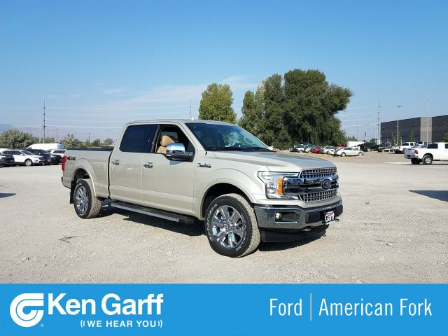 2018 F-150 SuperCrew Cab 4x4,  Pickup #1F81207 - photo 1