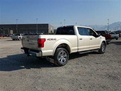 2018 F-150 SuperCrew Cab 4x4,  Pickup #1F81207 - photo 2