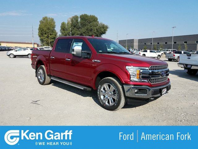2018 F-150 SuperCrew Cab 4x4,  Pickup #1F81208 - photo 1