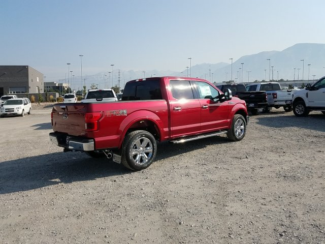 2018 F-150 SuperCrew Cab 4x4,  Pickup #1F81208 - photo 2