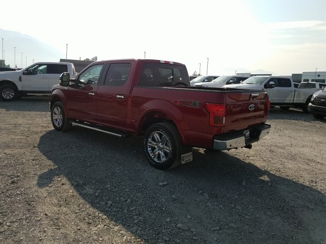 2018 F-150 SuperCrew Cab 4x4,  Pickup #1F81208 - photo 5