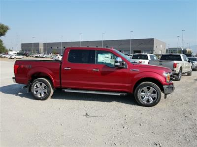 2018 F-150 SuperCrew Cab 4x4,  Pickup #1F81208 - photo 3