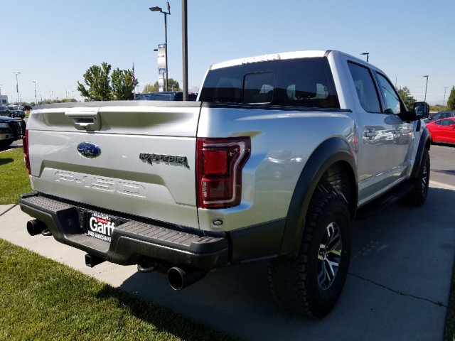 2018 F-150 SuperCrew Cab 4x4,  Pickup #1F81274 - photo 3