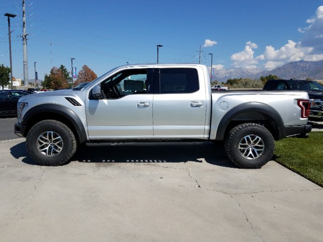 2018 F-150 SuperCrew Cab 4x4,  Pickup #1F81274 - photo 6