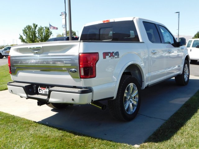 2018 F-150 SuperCrew Cab 4x4,  Pickup #1F81292 - photo 2