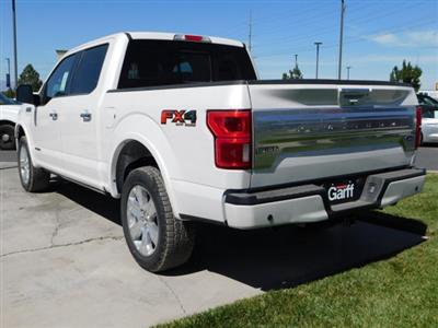 2018 F-150 SuperCrew Cab 4x4,  Pickup #1F81292 - photo 5