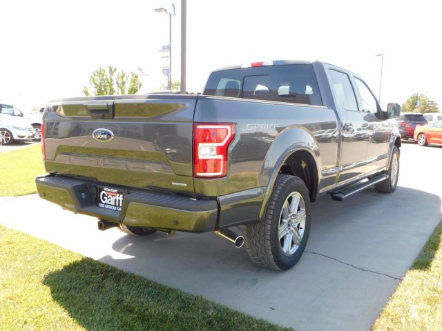 2018 F-150 SuperCrew Cab 4x4,  Pickup #1F81296 - photo 2