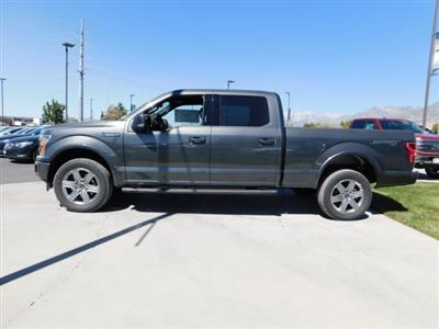 2018 F-150 SuperCrew Cab 4x4,  Pickup #1F81296 - photo 7