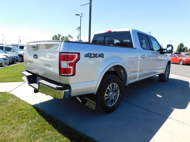 2018 F-150 SuperCrew Cab 4x4,  Pickup #1F81311 - photo 2