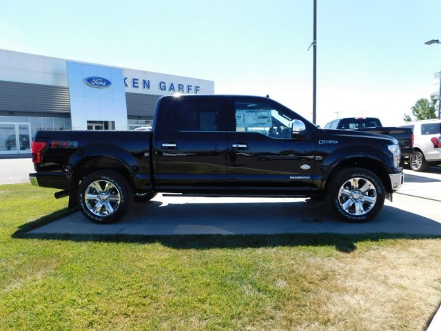 2018 F-150 SuperCrew Cab 4x4,  Pickup #1F81312 - photo 3