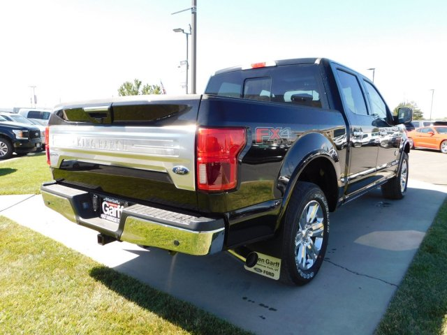 2018 F-150 SuperCrew Cab 4x4,  Pickup #1F81312 - photo 2