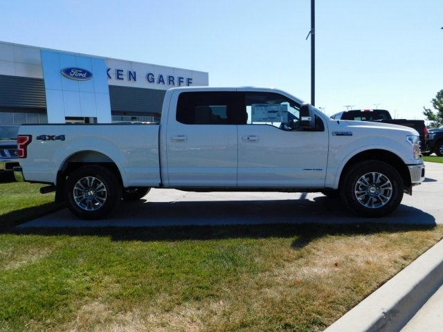 2018 F-150 SuperCrew Cab 4x4,  Pickup #1F81333 - photo 3