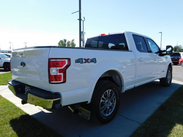 2018 F-150 SuperCrew Cab 4x4,  Pickup #1F81333 - photo 2