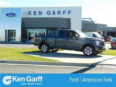 2018 F-150 Super Cab 4x4,  Pickup #1F81397 - photo 1