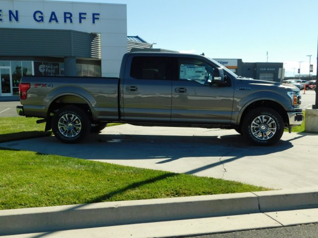 2018 F-150 SuperCrew Cab 4x4,  Pickup #1F81407 - photo 3
