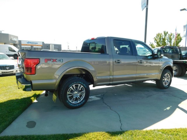 2018 F-150 SuperCrew Cab 4x4,  Pickup #1F81407 - photo 2