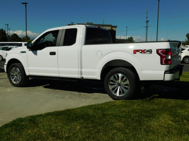 2018 F-150 Super Cab 4x4,  Pickup #1F81433 - photo 5