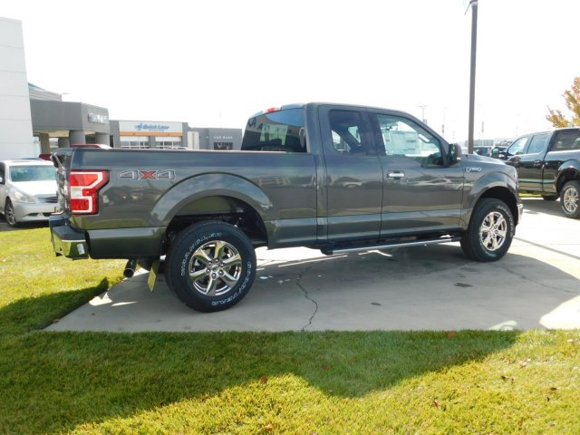 2018 F-150 Super Cab 4x4,  Pickup #1F81497 - photo 2