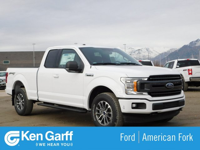 2018 F-150 Super Cab 4x4,  Pickup #1F81509 - photo 1