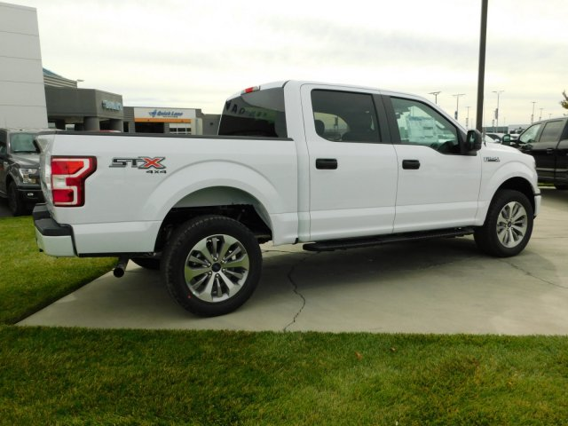 2018 F-150 SuperCrew Cab 4x4,  Pickup #1F81526 - photo 2