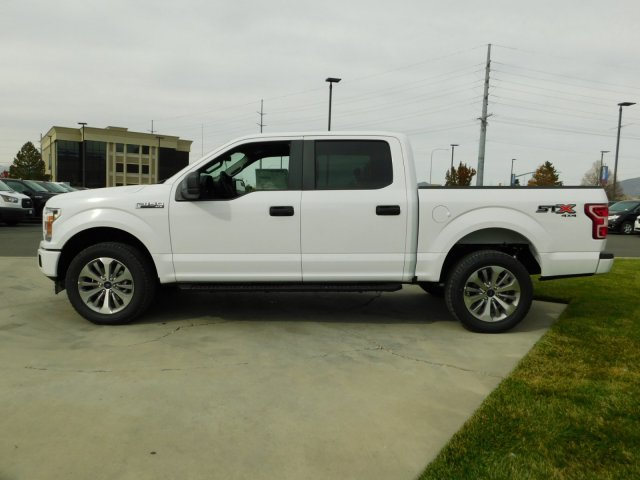 2018 F-150 SuperCrew Cab 4x4,  Pickup #1F81526 - photo 6