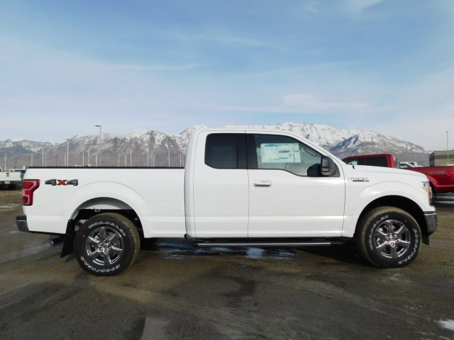 2018 F-150 Super Cab 4x4,  Pickup #1F81537 - photo 3