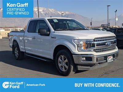 2018 F-150 Super Cab 4x4,  Pickup #1F81537 - photo 1