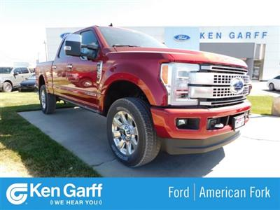 2019 F-350 Crew Cab 4x4,  Pickup #1F90046 - photo 1