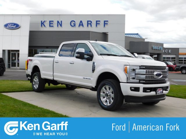 2019 F-350 Crew Cab 4x4,  Pickup #1F90051 - photo 1