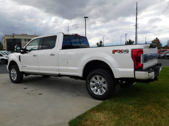 2019 F-350 Crew Cab 4x4,  Pickup #1F90051 - photo 5