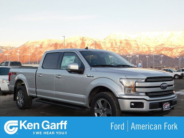2019 F-150 SuperCrew Cab 4x4,  Pickup #1F90193 - photo 1