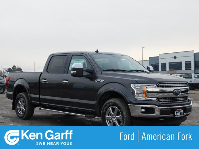 2019 F-150 SuperCrew Cab 4x4,  Pickup #1F90316 - photo 1