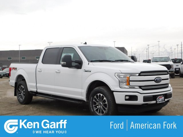 2019 F-150 SuperCrew Cab 4x4,  Pickup #1F90351 - photo 1