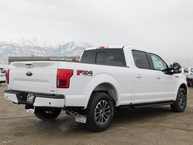 2019 F-150 SuperCrew Cab 4x4,  Pickup #1F90351 - photo 2